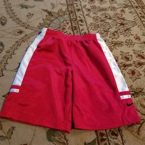Nike boys athletic shorts